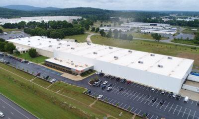 2019: Erweiterung des Betriebs in Huntsville