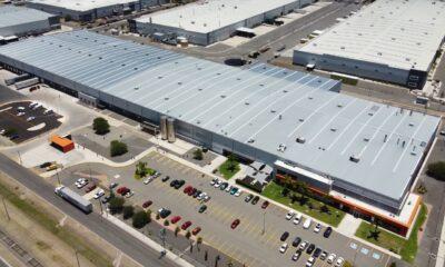2020: Erweiterung des Betriebs in Querétaro