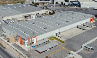 2018: Fertigungsbetrieb in Saltillo, Mexiko